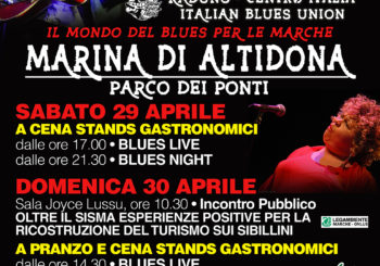 1° BLUES Raduno Centro Italia 2017