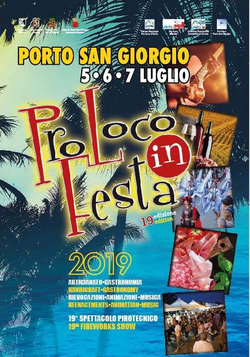 PRO LOCO IN FESTA 2019