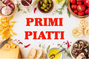 A - Primi Piatti