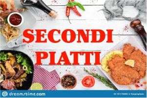 B - Secondi Piatti